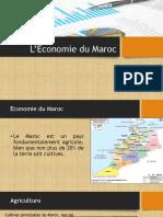 L'Economie du Maroc.pptx