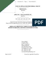 VirnetX v Apple Estoppel Precedent Filing