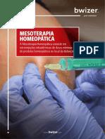 E-Book Mesoterapia Homeopática