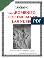 Icaromenipo o Por encima de las nubes Ed.bilingue - Luciano.pdf