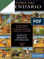 Duncan-Historia Del Calendario