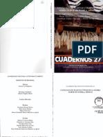 Catálogo de Plantas Útiles de La Sierra Norte de Puebla - Martínez Alfaro 2001