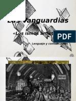 Las Vanguardia y Los Ismos