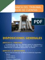 LEY ORGANICA DEL TRIBUNAL SUPERIOR DE CUENTAS.pptx
