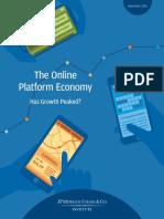 Gig Economy - Has Growth Peaked