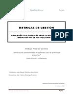 métricas para un proyecto de implantación memoria.pdf