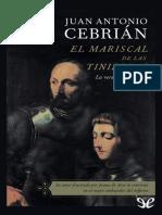 Cebrian, Juan Antonio - El Mariscal de Las Tinieblas [7082] (r1.1)
