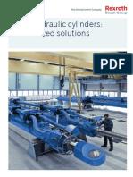 Brochure - Large Hydraulic Cylinders