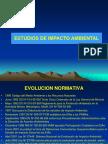 Caracteristicas Del Estudio de Impacto Ambiental