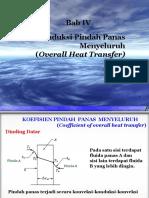 LCH 3. Konduksi Overall Heat Transfer
