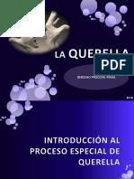 109300439 LA QUERELLA en El Nuevo Codigo Procesal Penal Peruano NCPP Delito de Ejercicio Privado de La Accion Penal Delitos Contra El Honor