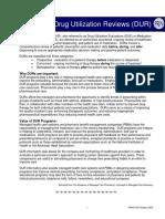 Drug Utilisation Review II