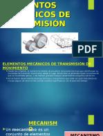 Sistema de Transmision 1