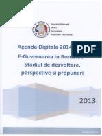 Agenda Digitala 2014 2020 1