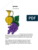 The Winepress- Lectura 1