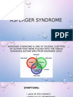 asperger syndrome presentation