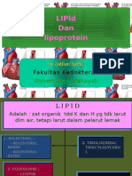 5. Lipid and Lipoprotein (Dr Dzul)