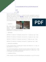 Compactación Proctor Normal y Otros