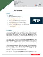 ACTi Camera URL Commands 20120327