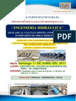 Guia en Ingeniería Hidráulica Aplicado Al Diseño, Supervisión y Construcción de Obras Hidráulicas