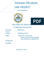 Monografia-criminalistica- Manchas Hematicas 2017