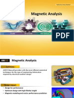 Magnetic Analysis - Application Presentation