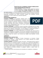 Acta Constitutiva y Estatutos de La Asamblea Viviendo Venezolanos (4)