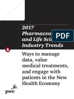 2017 Pharmaceuticals and Life Sciences Industry Trends