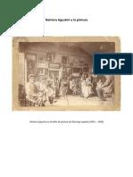 Delmira Agustini Catalogo Obras