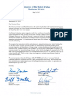 Letter to Perry on FNL ANL Job Loss