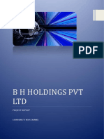 b h Holdings Pvt Ltd