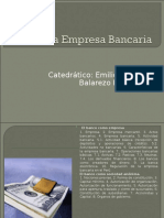 La Empresa Bancarias123.pps