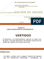Clase IV Vertidos