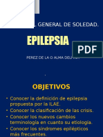 Epilepsia hospital general de soledad