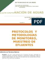 Clase II-Protocolo de Monitoreo