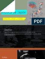 Música de Japón