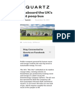 All Aboard the UK's First Poop Bus – Quartz
