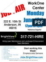 Brightview Job Fair 6-19-17