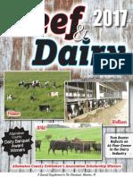 Beef & Dairy 2017