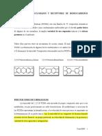 Organoclorados y Receptores de Hidrocarburos Aromáticos