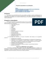 Proyecto Comunitario Derecho