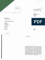 La Investigación Literaria - Introducción