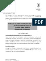 GreenPan Thermolon - Tox Reportt - Final - English Version - Tytgat