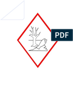 GHS Pictogram Pollu