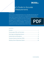 National Instruments Sensor White Paper