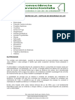 PREVENÇÃO DE ACIDENTES NO TRÂNSITO - CARTILHA DE SEGURANÇA NO LAR.pdf