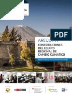 Arequipa - Contribuciones Del Equipo Regional de Cambio Climático