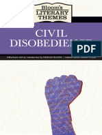 Blooms Literary Themes - CIVIL DISOBEDIENCE.pdf