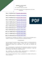 Decreto 1079 de 2015 Abril 18 de 2017