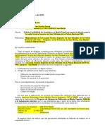 Carta Asunto Solicitud de Factibilidad Electrica